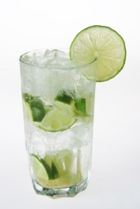 vodka lime